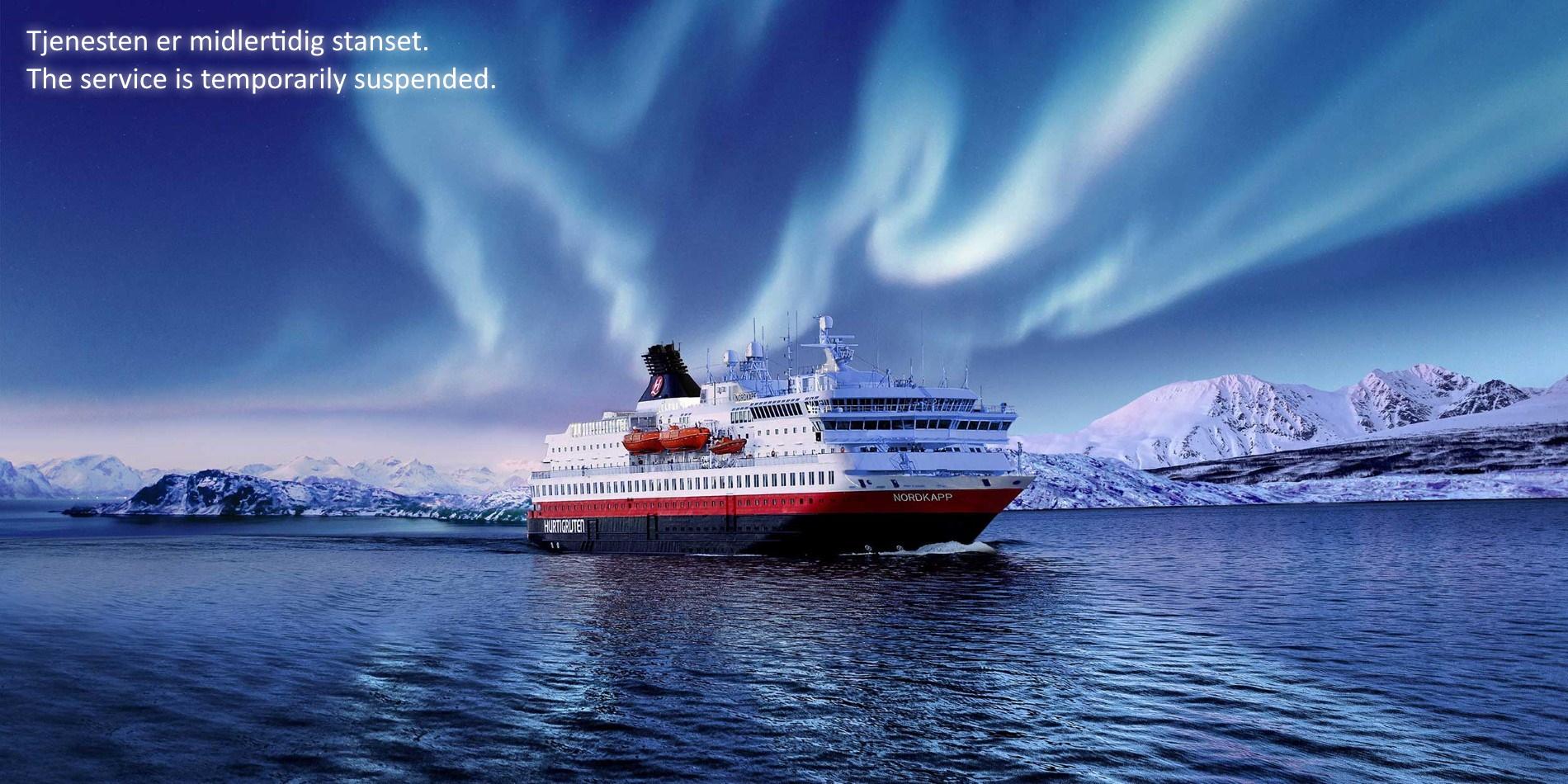 Hurtigruten - M/S Lofoten (01)