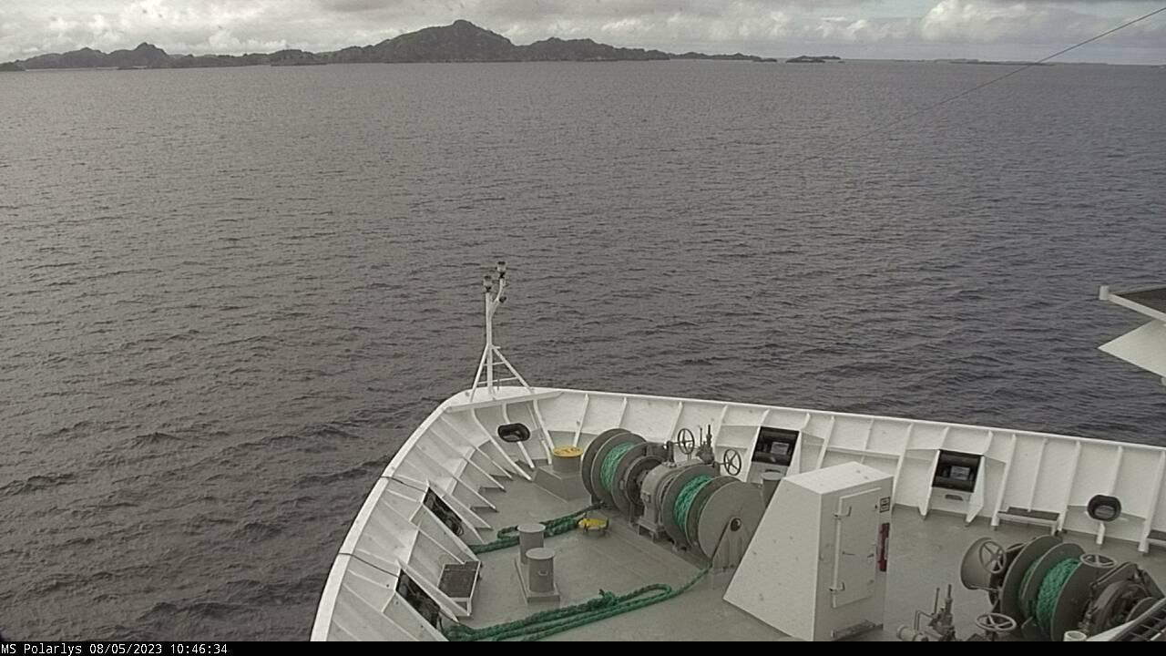 Hurtigruten - M/S Polarlys (01)